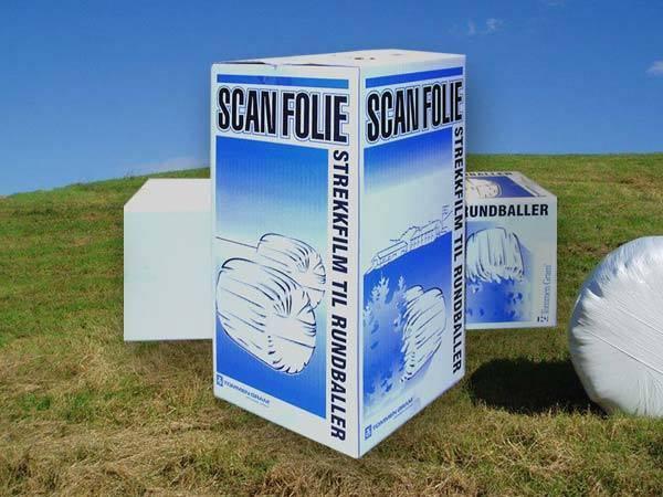 Bilde av SCANFOLIE Mål: 750 mm x 1500 meter