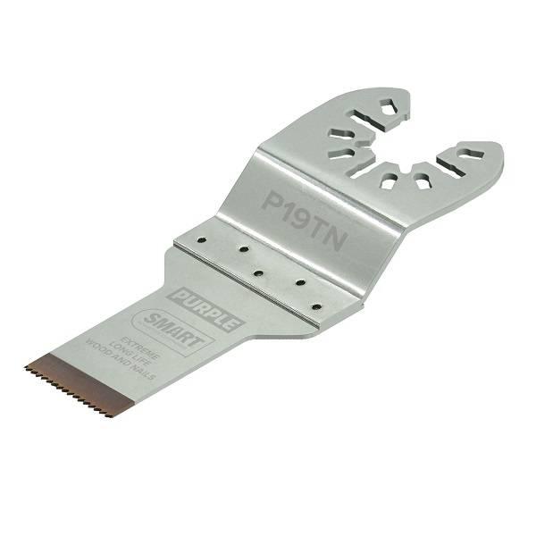 Bilde av SMART PURPLE 19 mm titanium Long life blad 1 pk