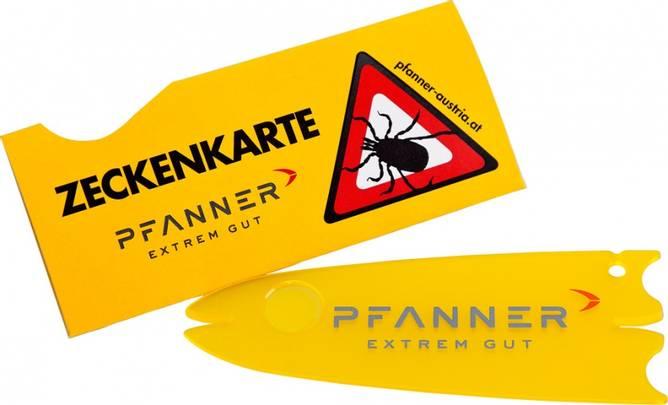 Bilde av Pfanner Tick Card