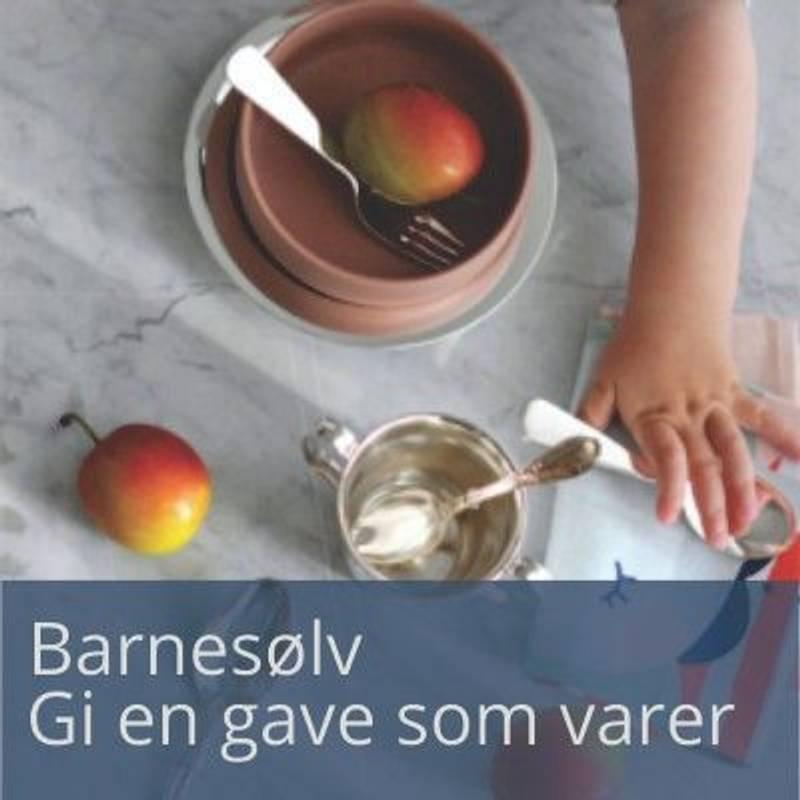 Ekte norsk barnesølv