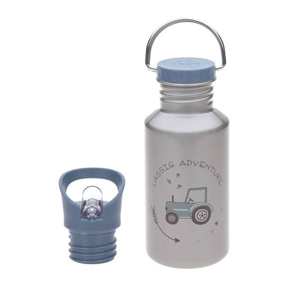 Bilde av Lässig - Drikkeflaske i rustfritt stål Tractor