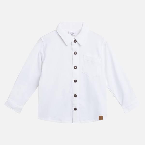 Bilde av Hust and Claire - Skjorte i jersey