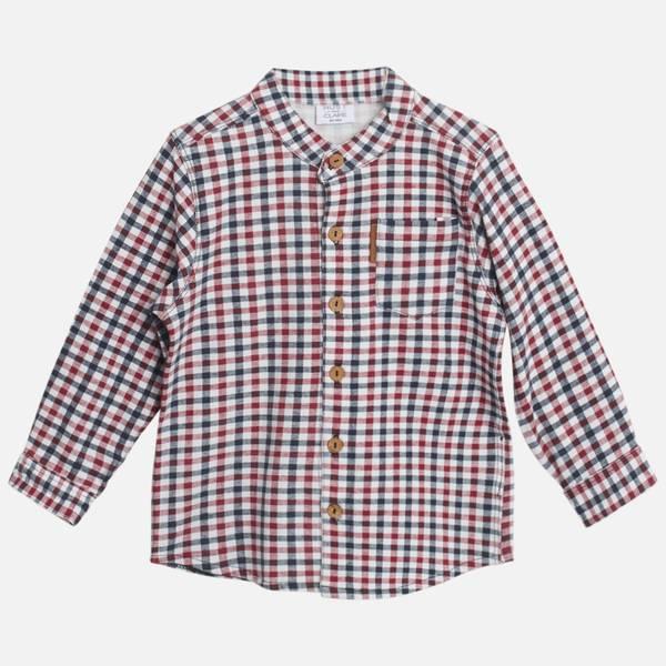 Bilde av Hust and Claire - Skjorte med ruter
