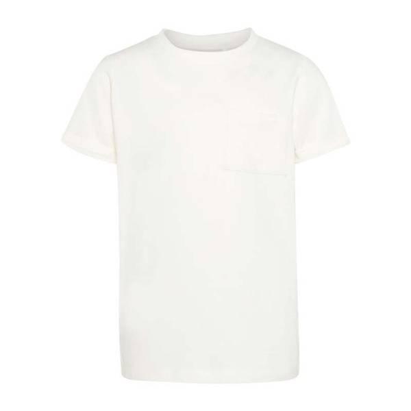 Bilde av Name It - T-skjorte Gutt Basic Snow White