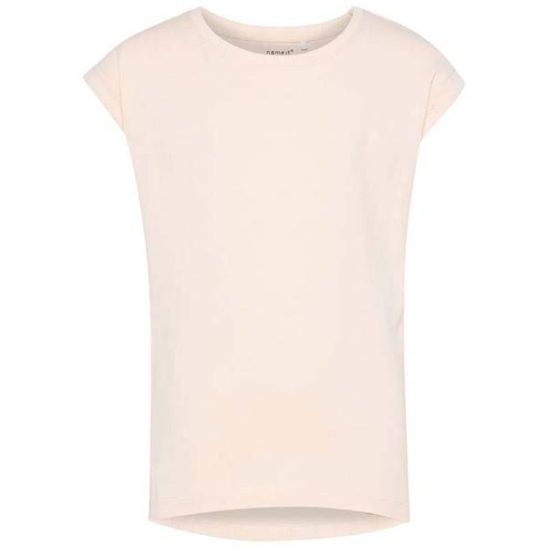 Bilde av Name It - T-skjorte Jente Basic Peachy Keen