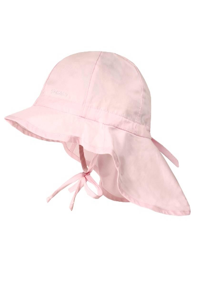Maximo - Solhatt med nakkebeskyttelse og UV 15 Rosa