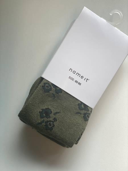 Bilde av Name it - Strømpebukse i bomull