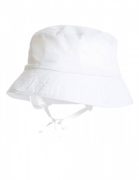 Bilde av Maximo - Solhatt med UV beskyttelse og knyting Hvit