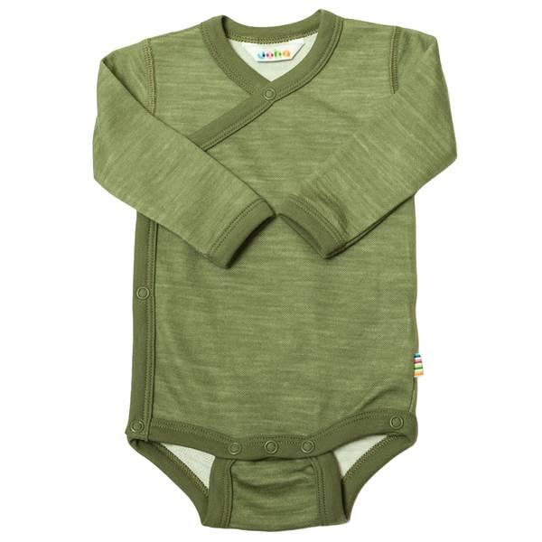 Bilde av Joha - Body fold-over i ull/bambus
