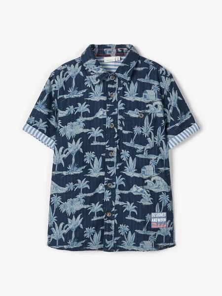 Bilde av Name it - Skjorte kortermet