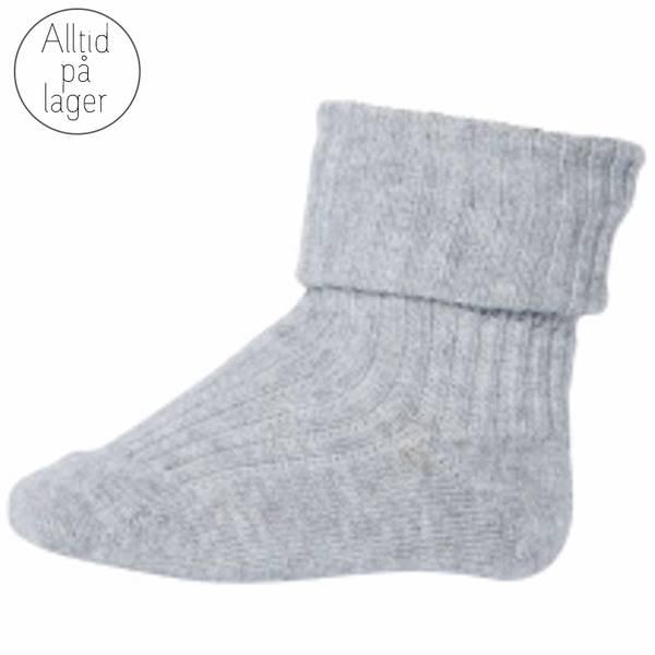 Bilde av MP - Sokker i bomull Grå