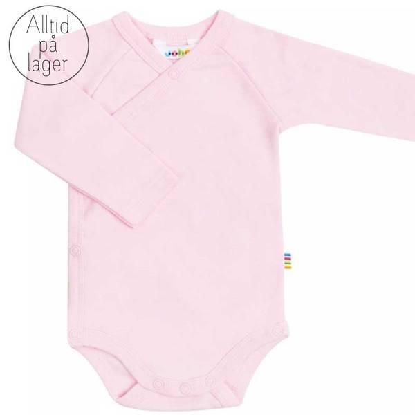 Bilde av Joha - Fold-over body i bomull Pink