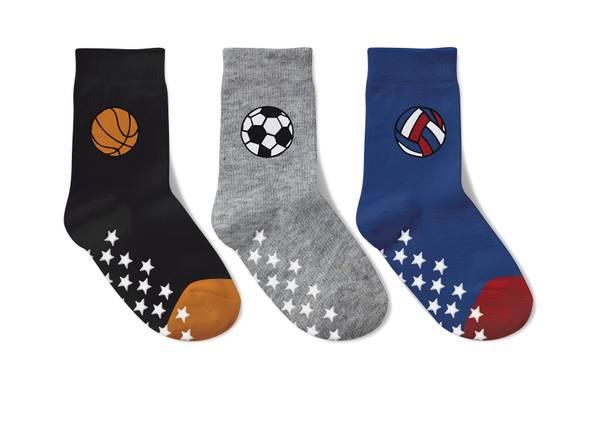 Bilde av Salto - Antiskli sokker
