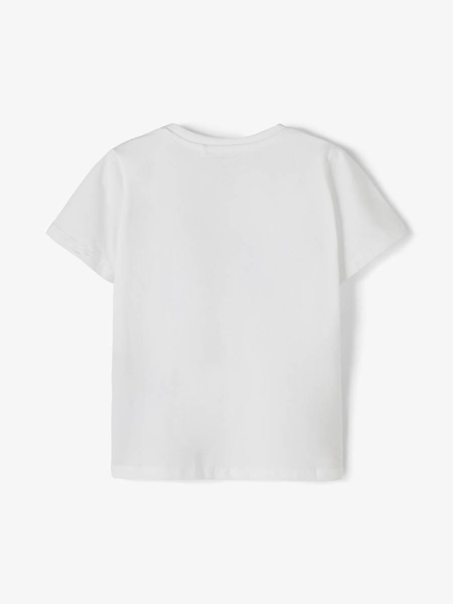 Scooter t-skjorte, Bright white, Name it