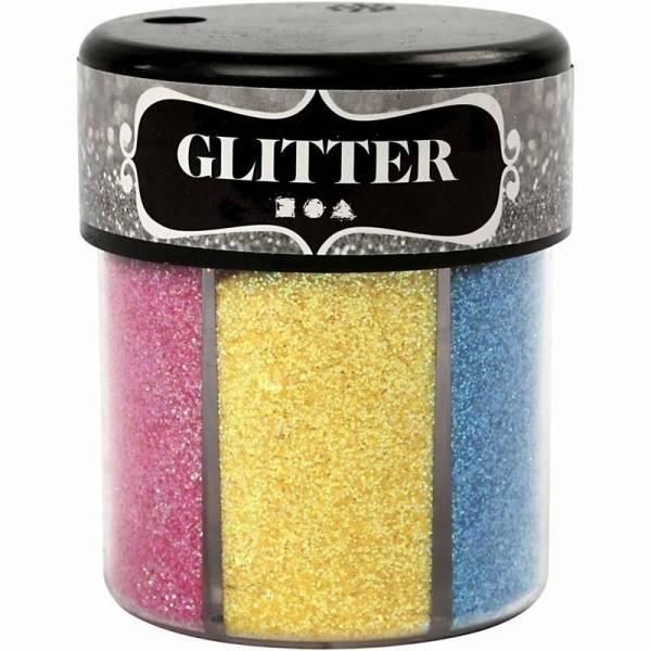 Bilde av Glitterdryss i 6 friske