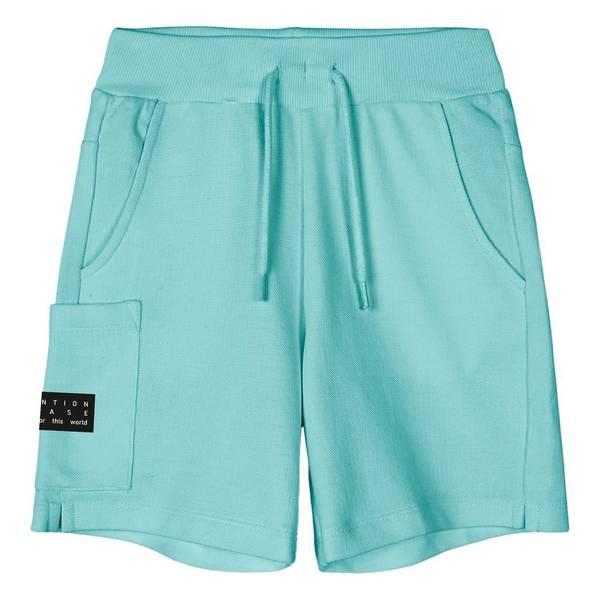 Bilde av Joggebukse shorts, blue tint,