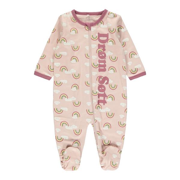 Bilde av Drøm søtt regnbue-pysjamas,