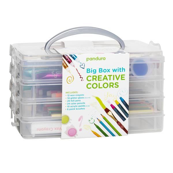 Bilde av Farge og male boks