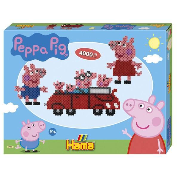 Bilde av Midi, Peppa gris boks, Hama