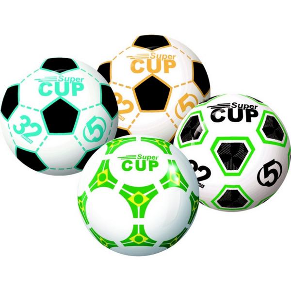 Bilde av Supercup fotball i plast. 22