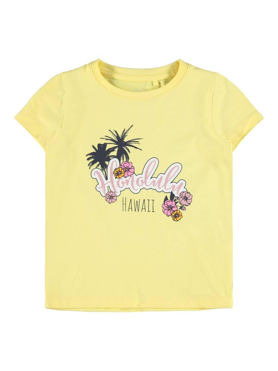 Honolulu shorts og t-skjortesett, Popcorn, Name it
