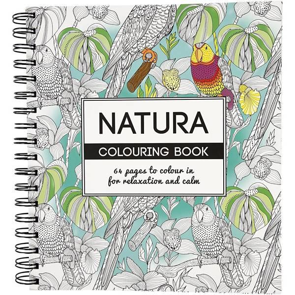Bilde av fargeleggingsbok med