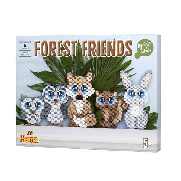 Bilde av Forest friends av Anja