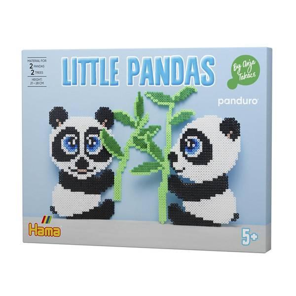 Bilde av Little pandas av Anja Takacs,