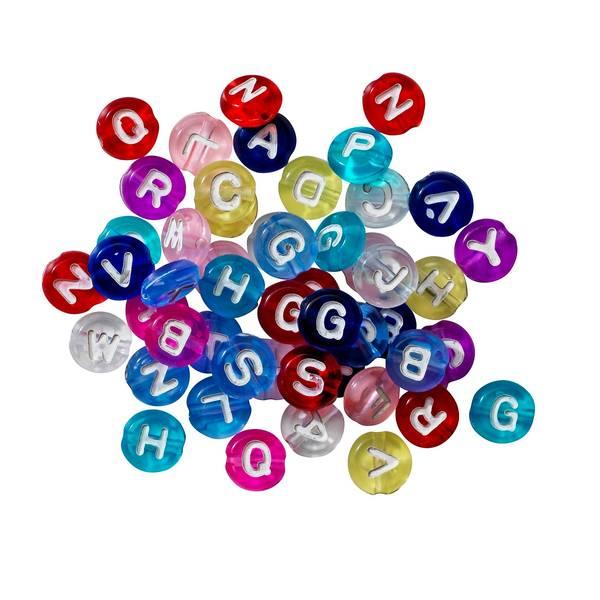 Bilde av Perlemix bokstaver