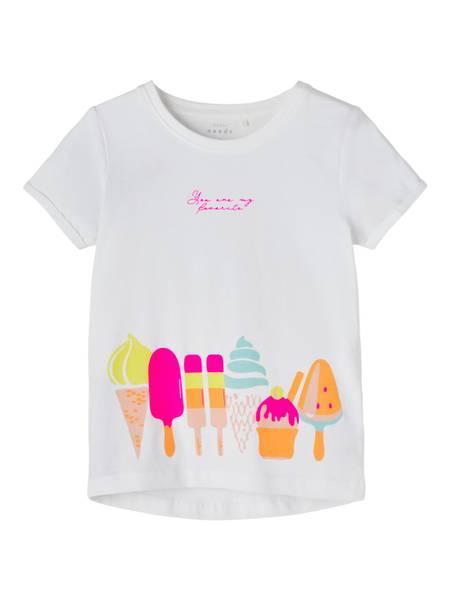 Bilde av iskrem tskjorte, Bright