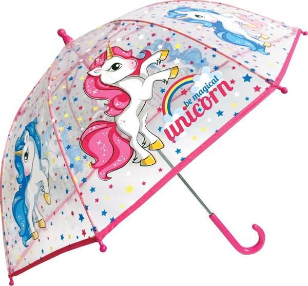 Bilde av Gjennomsiktig paraply med
