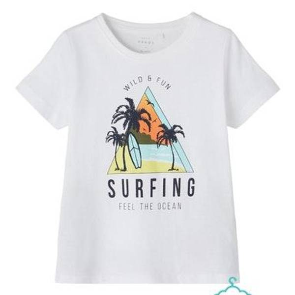 Bilde av Surfing tskjorte, Bright