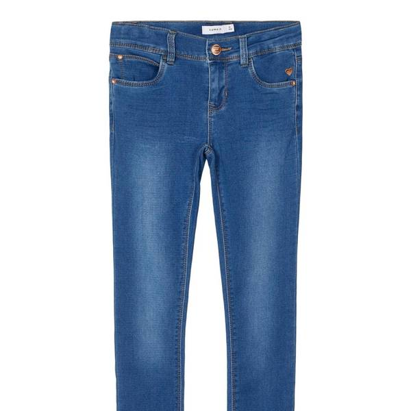 Bilde av Jeansbukse med femininint