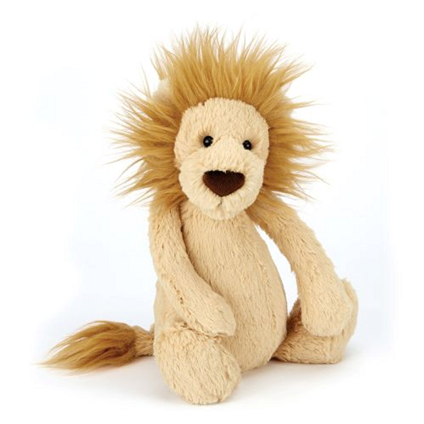 Bilde av Jellycat løve 18cm plysj