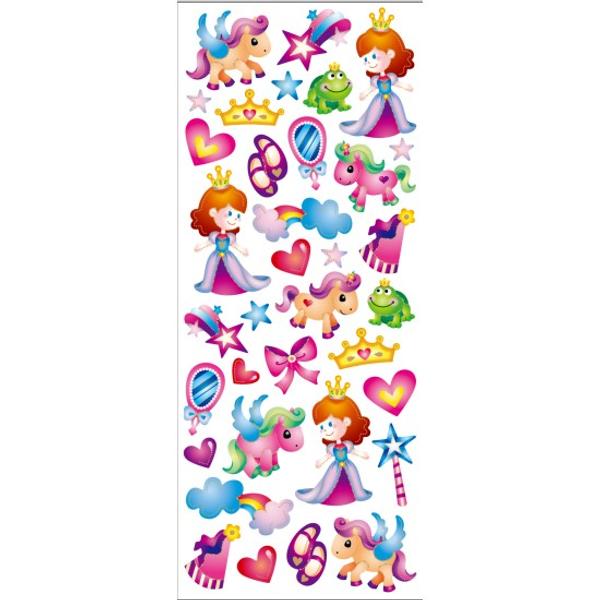 Bilde av Tinka prinsesse stickers