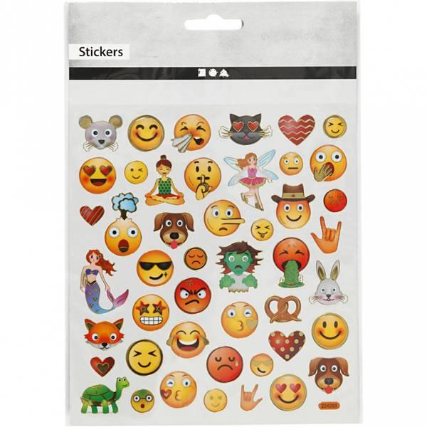 Bilde av Klistremerker med Emojis