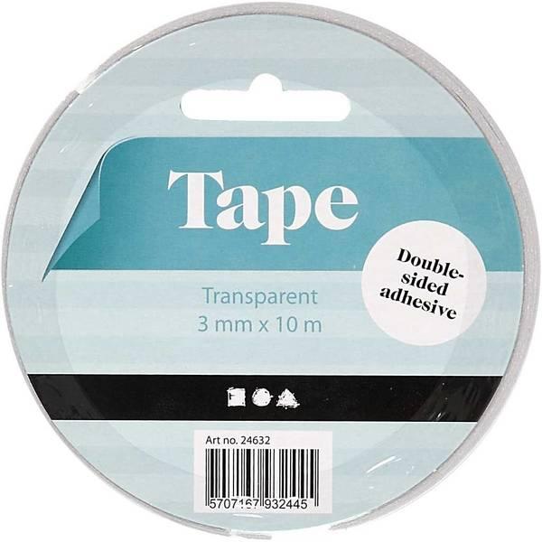 Bilde av Dobbeltsidig tape, 3 mm