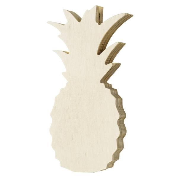 Bilde av Trefigur ananas