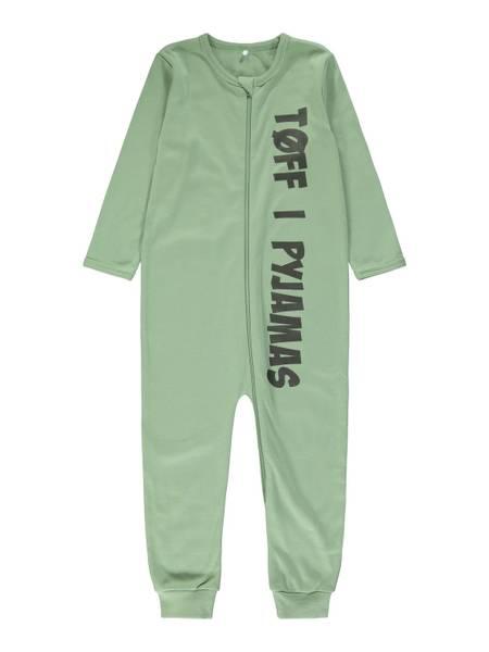 Bilde av Tøff i pysjamas grønn Nameit