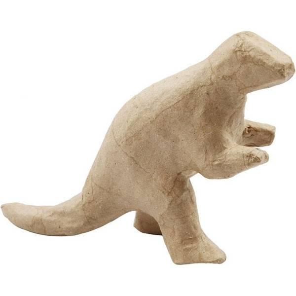 Bilde av Dinosaur i pappmache