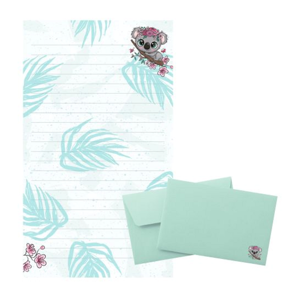 Bilde av Tinka brevpost, koala med