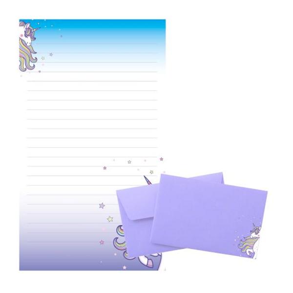 Bilde av Tinka brevpost, enhjørning