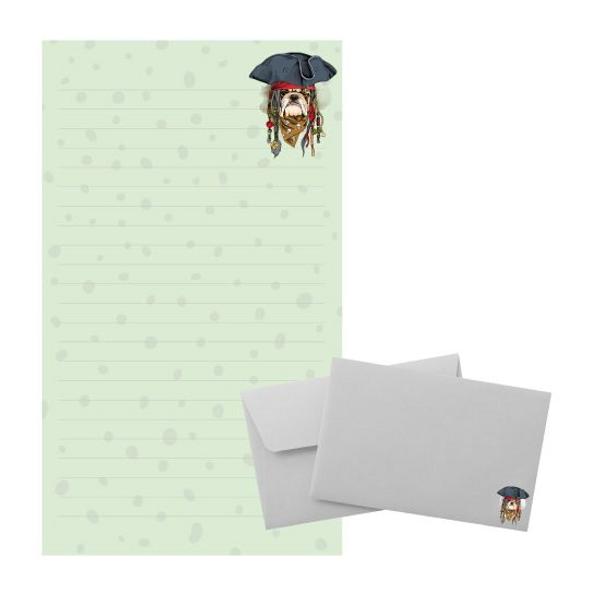 Bilde av Tinka brevpost, pirathund