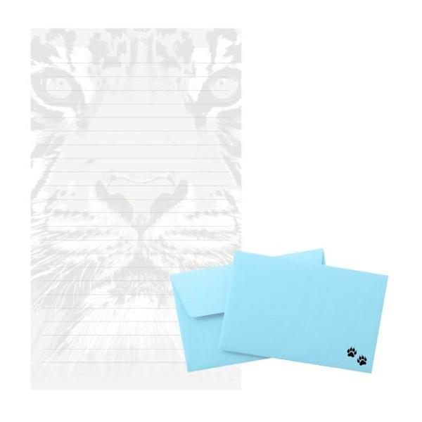 Bilde av Tinka brevpost, tiger