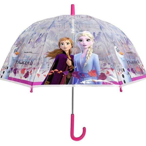 Bilde av Gjennomsiktig frozen paraply,