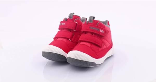 Bilde av Reima Reimatec sko Passo rød