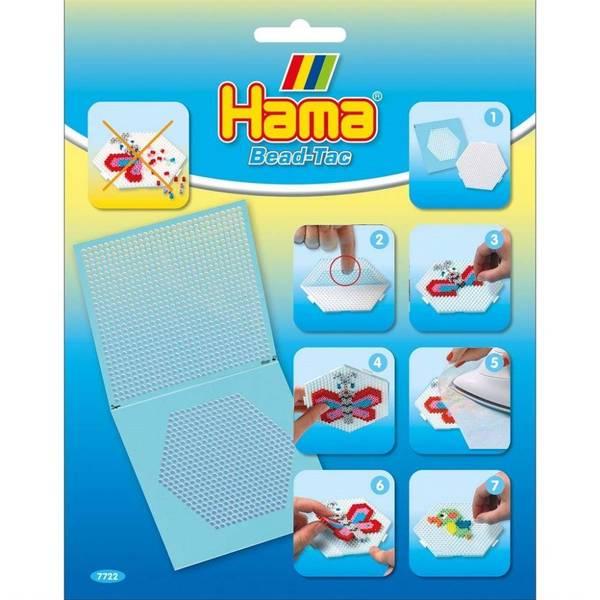 Bilde av Hama bead-tac, midi ark
