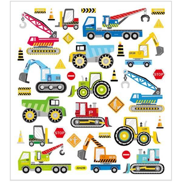 Bilde av Klistremerker kjøretøy