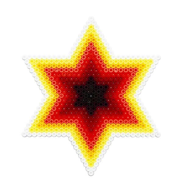 Bilde av Midi piggplate, stor stjerne,