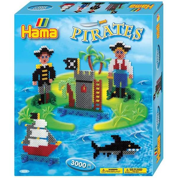 Bilde av Midi, gaveeske pirater, Hama